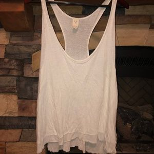 We the Free Double Layer Tank Top